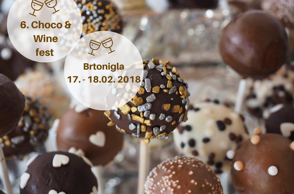 Choco & Wine Fest Brtonigla  – festival kojeg ljubitelji čokolade i vina ne smiju propustiti