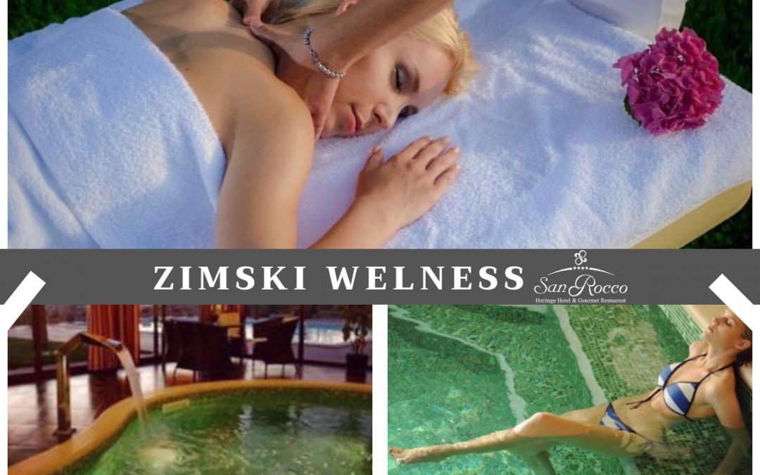 Perfect winter wellness and spa moments in San Rocco