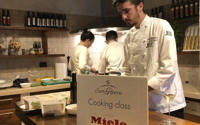 Kuhajmo zajedno: Miele & San Rocco