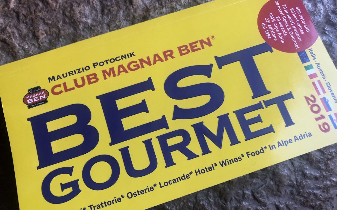 "San Rocco uvršten u prestižni gurmanski vodič ""Magnar ben"" 2019 Best Gourmet"