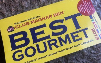 "San Rocco & Guida ""Magnar ben"" 2019 Best Gourmet"