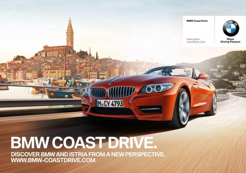 Iz San Rocca BMW-om kroz Istru…