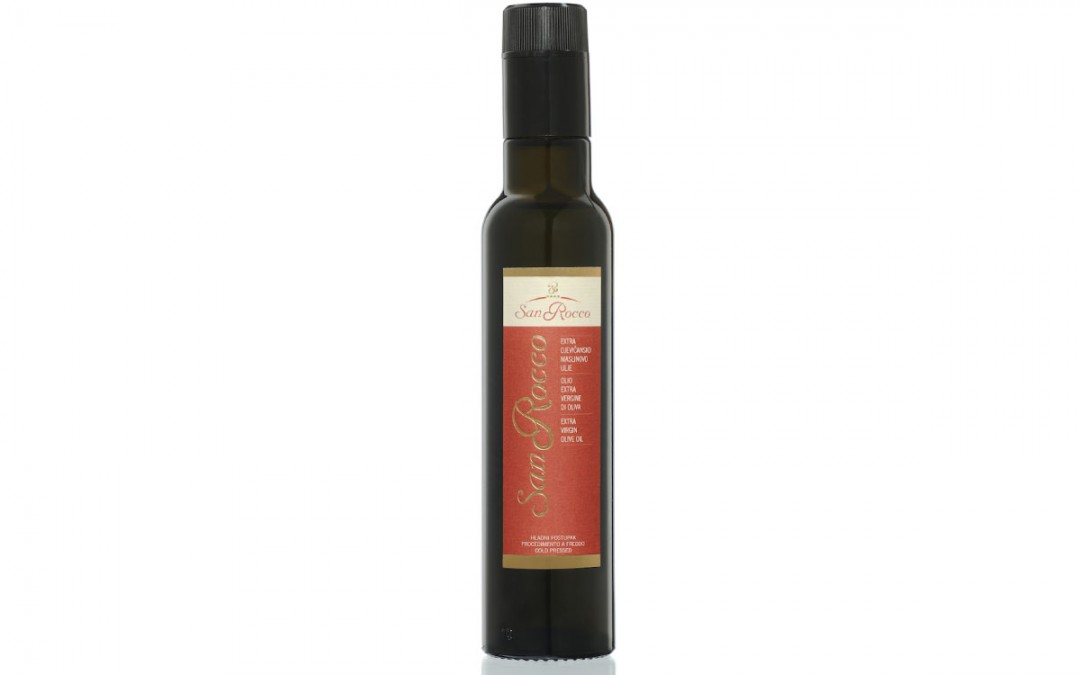 """""""San Rocco"""",ekstra djevičansko maslinovo ulje u prestižnom katalogu najboljih maslinovih ulja svijeta- Flos olei"""