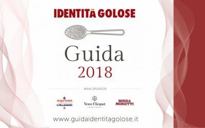 San Rocco gourmet restaurant included in the prestigeous Identità Golose 2018 guide
