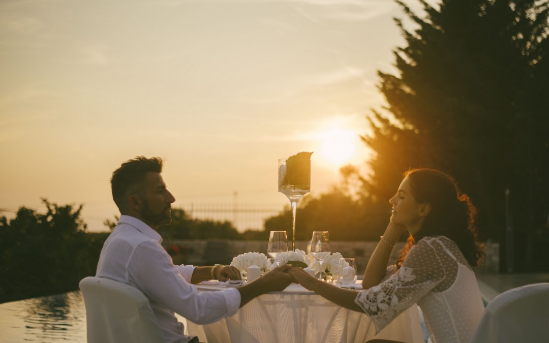 The most romantic restaurant in Istria