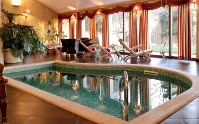 Luxurious wellness treatments in San Rocco