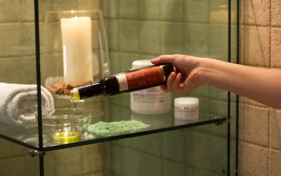 """Special offer – """"Young oil aroma"""" package"""