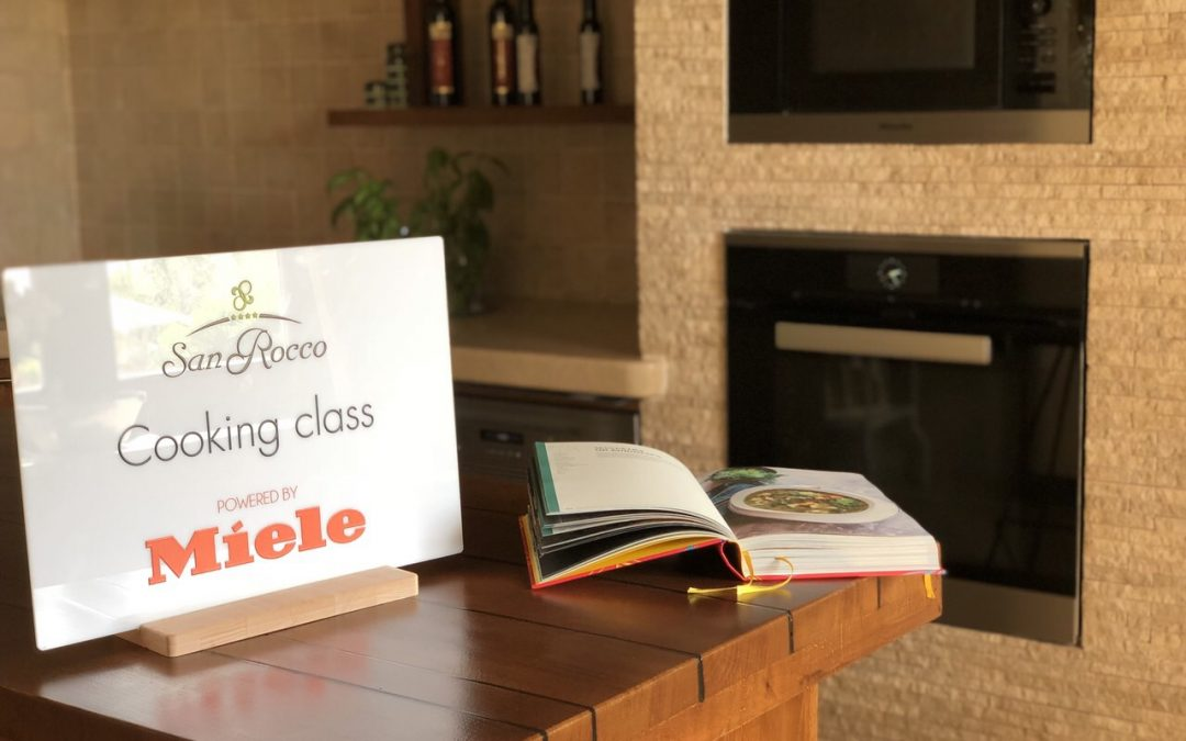 Cooking school and Tasting by Miele…
