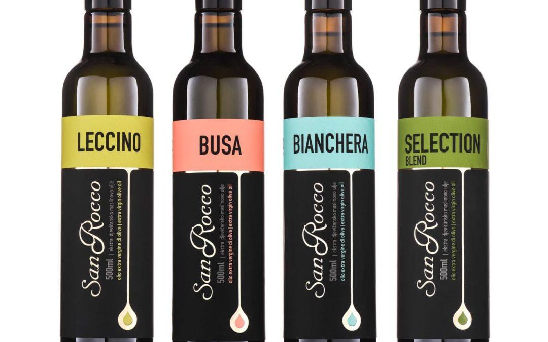 San Rocco maslinovo ulje – na samom vrhu Flos Olei