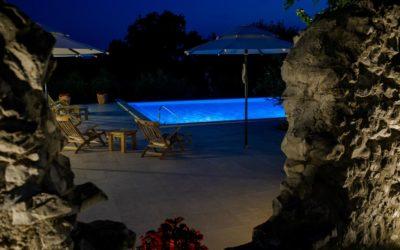 Summer nights at Gourmet Restaurant San Rocco